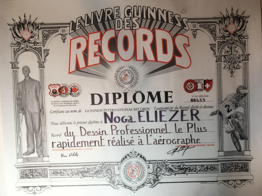 Concours de record Guinness