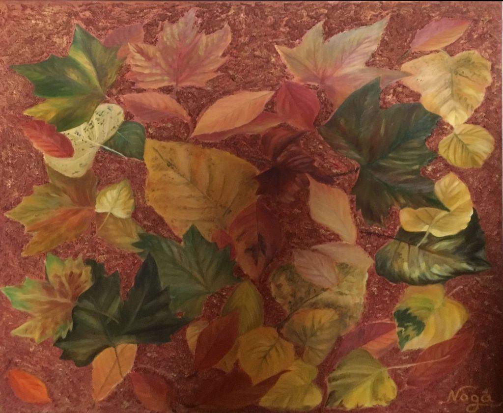 noga_eliezer_peinture_a_l_huile_L'automne