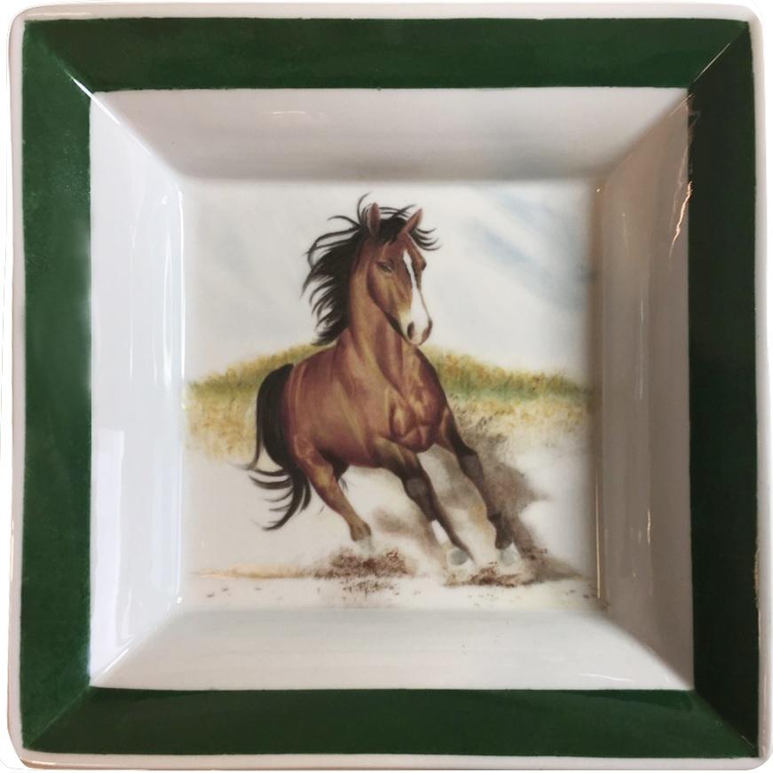 Vide-poches : cheval