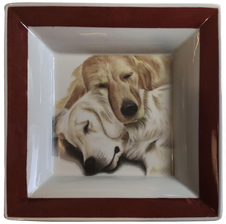 Vide-poches : chiens
